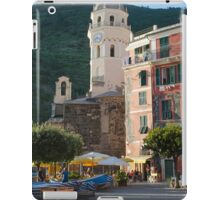 Small town in Italy iPad Case/Skin