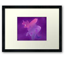 My little pony: Friendship is Magic- Twilight Sparkle Framed Print
