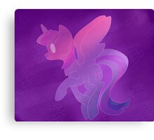 My little pony: Friendship is Magic- Twilight Sparkle Canvas Print