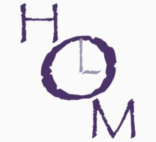 The Hour of Mercy (clock - purple) Kids Clothes