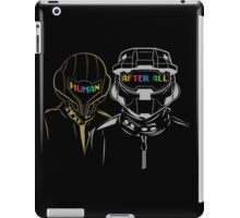 Daft Chief iPad Case/Skin