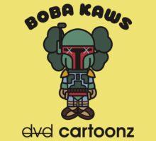 Boba Kaws by DVDcartoonz Kids Clothes