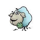 Sheep Agnes by VladaNaf