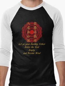 Let Go Your Earthly Tether - The Legend of Korra Men's Baseball ¾ T-Shirt