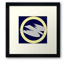 Legends of Tomorrow - White Canary Framed Print