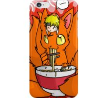 Naruto funny iPhone Case/Skin