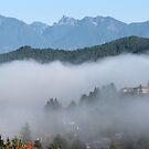 Cloud City by Carl Olsen