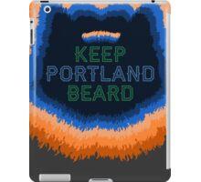 Keep Portland Beard iPad Case/Skin