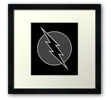 Zoom Logo Framed Print