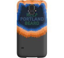 Keep Portland Beard Samsung Galaxy Case/Skin