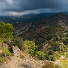 Troodos Mountains by James Grant