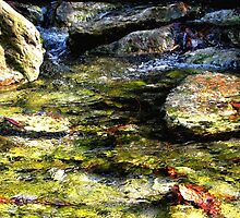 Mountain Stream Music by AngieDavies