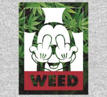 Weed Mickey Defy by Kasaey Bird's