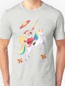 SANTA UNICORN UGLY CHRISTMAS- SANTA UNICORN CHRISTMAS T-Shirt