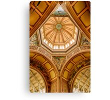 Magestic Architecture II Canvas Print