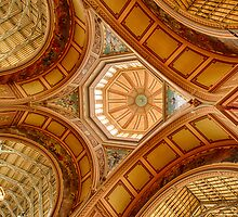 Magestic Architecture I by Ray Warren