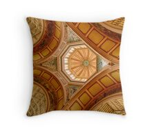Magestic Architecture I Throw Pillow