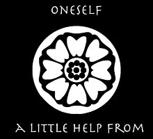 A Little Help From Others Can Be A Great Blessing - Iroh Quote by Grinalass