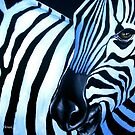 Zebra Fever — Wildlife Art by Cherie Roe Dirksen by Cherie Roe Dirksen