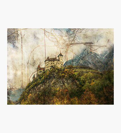 Tangle Mountain Photographic Print