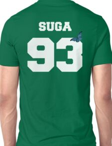 BTS- SUGA 93 Line Butterfly Jersey Unisex T-Shirt