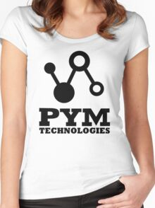 Pym Technologies - Ant man Women's Fitted Scoop T-Shirt