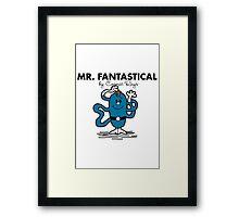 Mr Fantastical Framed Print