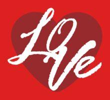 Love Heart Baby Tee