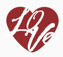 Love Heart Kids Clothes