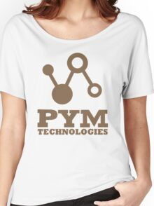 Pym Technologies - Gold Women's Relaxed Fit T-Shirt