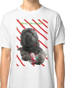 Merry Christmas from Izzy! Classic T-Shirt
