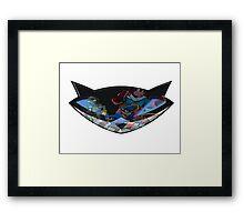 Sly's Clan Framed Print