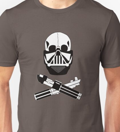 Vader and Cross Sabers T-Shirt