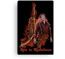 Firefly - Aim To Misbehave Canvas Print