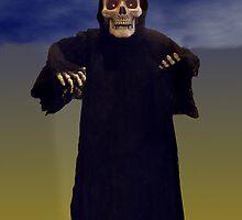 Death Beckons by Kenneth Hoffman