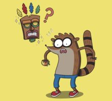 Rigby Bandicoot Kids Clothes