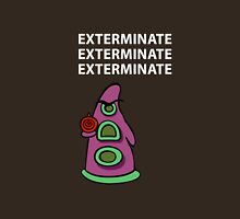 Exterminate/ day of tentacle Unisex T-Shirt