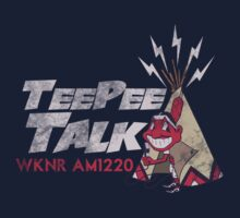 Tee Pee Talk by ironsightdesign