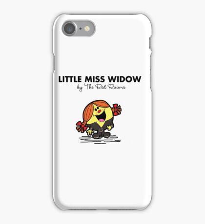Little Miss Widow iPhone Case/Skin