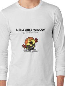 Little Miss Widow Long Sleeve T-Shirt