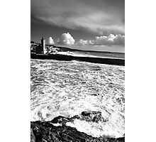 Porthleven After The Storm October 2013 Photographic Print