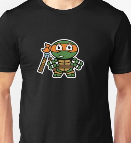 Mitesized Michelangelo Unisex T-Shirt