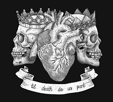 'Til Death Do Us Part, Life and Death Illustration by bblane
