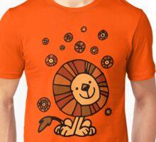 Cute Cartoon Lion Dream by Cheerful Madness!! Unisex T-Shirt