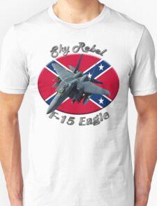 F-15 Eagle Sky Rebel T-Shirt