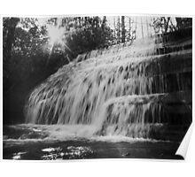 Grogan Creek Falls Poster