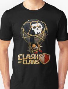 Chief of Dead dropping skeletons T-Shirt