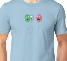 Ruptured balloon Unisex T-Shirt