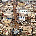 Ghana, West Africa by Emily Felty
