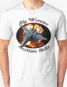 F-15 Eagle Sky Warrior T-Shirt